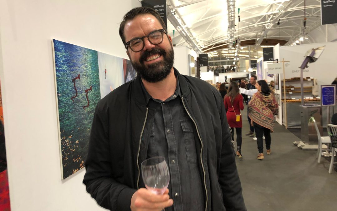 Auckland Art Fair 2018 Review: Space to Stand.